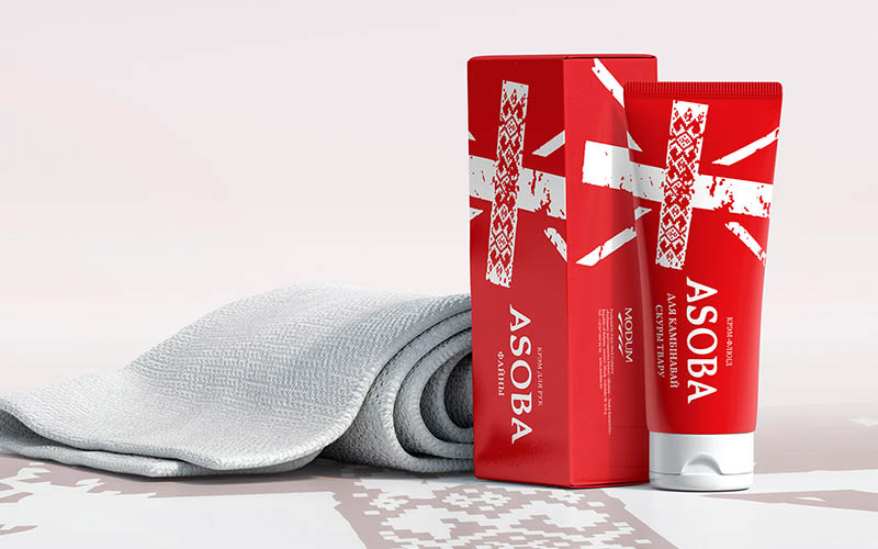Asoba. Packaging Design