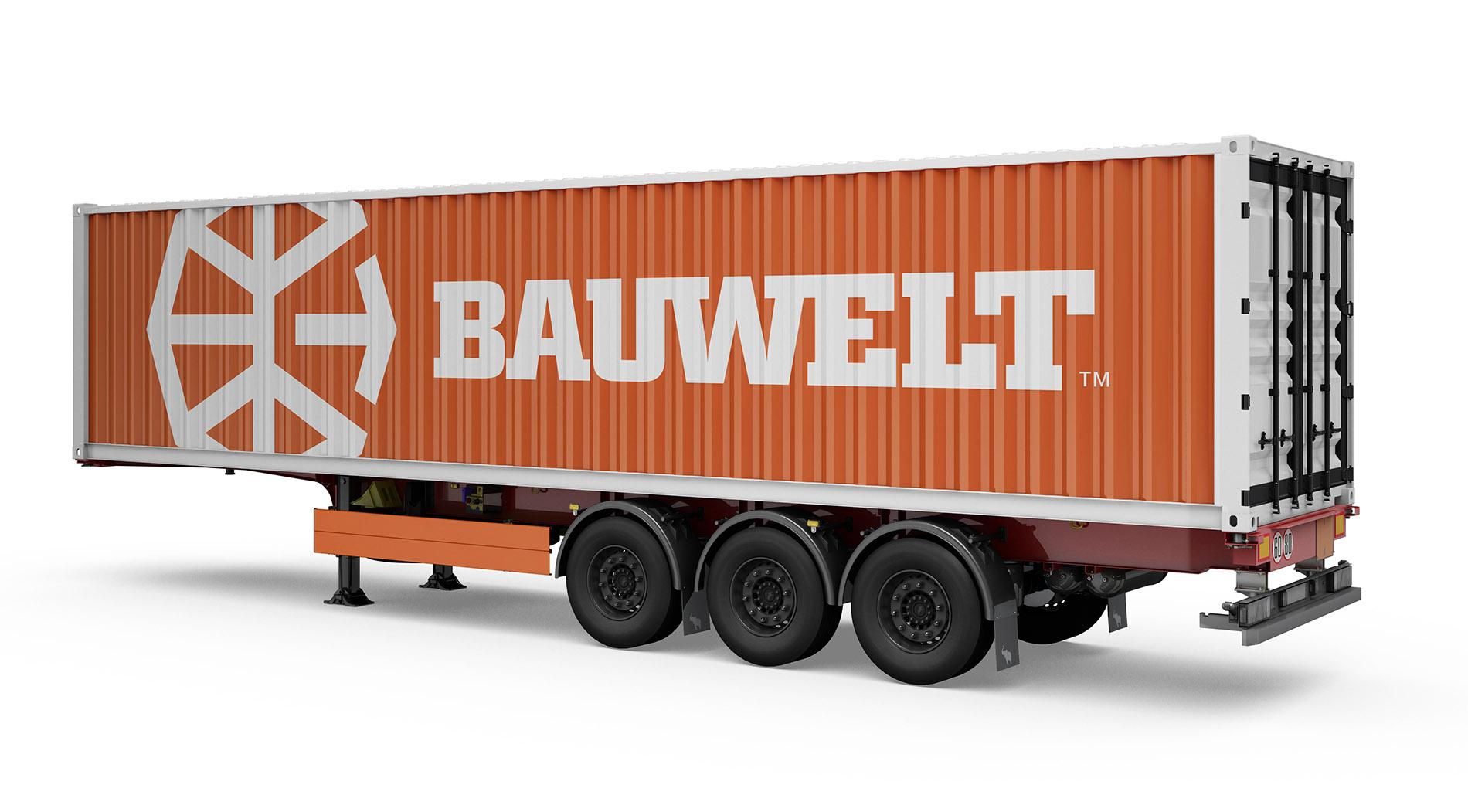Bauwelt branding